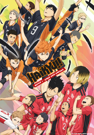 Haikyuu!! - The Movie