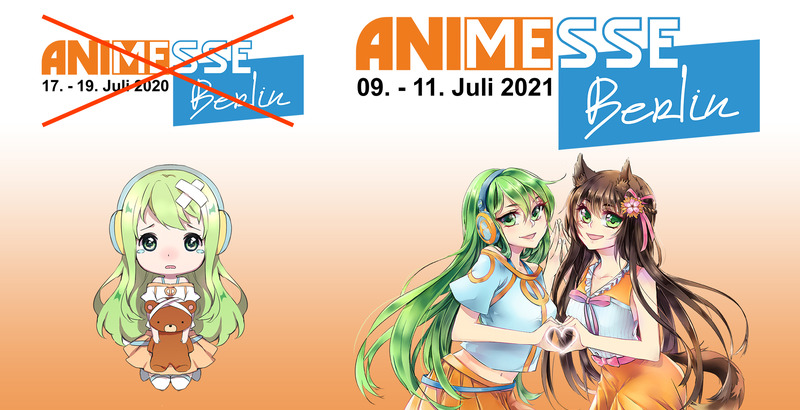 The Anime Messe Berlin 2020 is cancelled. New date in 2021.
