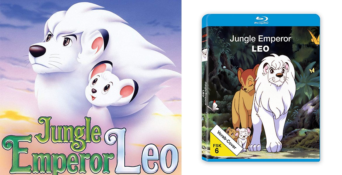 Jungle Emperor Leo - The Movie