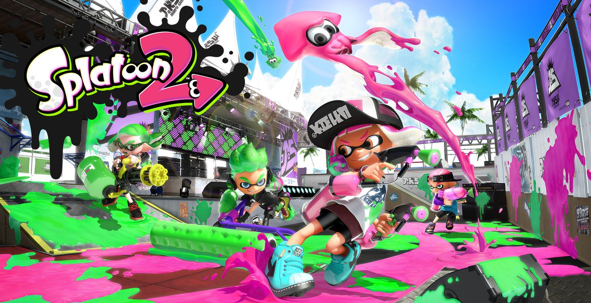 Splatoon 2 - Tournament
